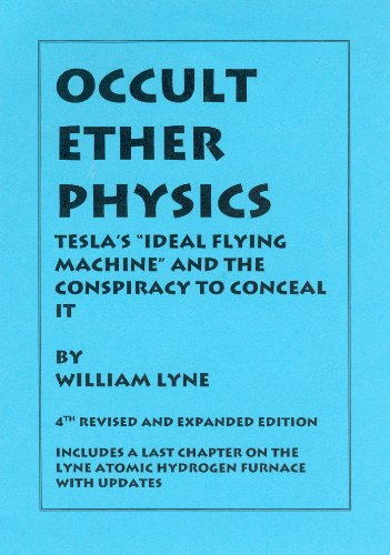 OCCULT ETHER PHYSICS: Tesla's