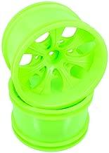 RCAWD Wheel Rim 7 Spoke W/O Tire Plastic for Rc Car 1/10 Big Foot Monster Truck Truggy Car HSP Himoto HPI Traxxas Redcat 2Pcs