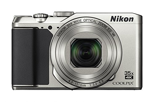 Nikon DIGITAL CAMERA COOLPIX A900 Optical 35x zoom 20,290,000 pixels SILVER A900SL [Camera](Japan Import-No Warranty)