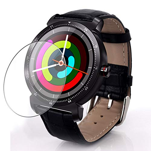 Vaxson 3 Unidades Protector de Pantalla, compatible con Smartwatch smart watch K88H PLUS [No Vidrio Templado] TPU Película Protectora