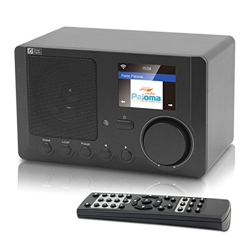 Ocean Digital Radio Internet WR-210CB WiFi Bluetooth...