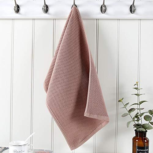XNBCD handdoek honing wasbaar gezicht pluiszacht paar hotel badhanddoek
