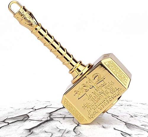 Fidget Chain Hammer Spinners Metal Fidgit Finger Hand Spinner Fidget Cube Block ADD ADHD EDC product image