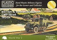 Plastic Soldier Company - WW2ブリティッシュ&コモンウェルスCMP 15cwtトラック(5)(15mmスケール)