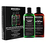 Brickell Men's Daily Revitalizing Hair Care Routine,...