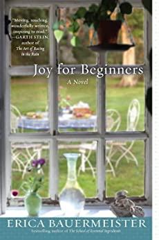 Joy For Beginners by [Erica Bauermeister]