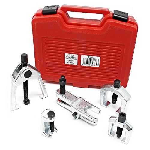 Set extractor para barras de dirección y cabezales de rótula Extractores de rótulas en maletín