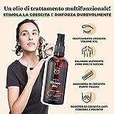 Zoom IMG-1 olio di ricino biologico 100
