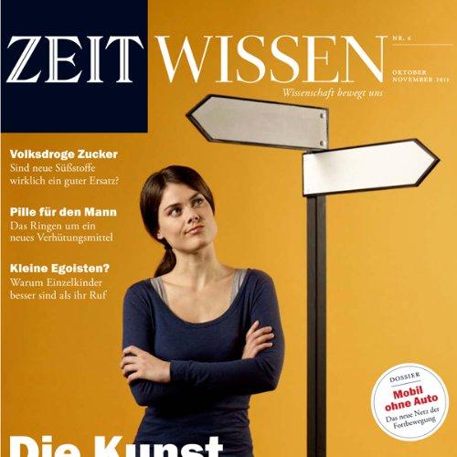ZeitWissen: Oktober/November 2011 Titelbild