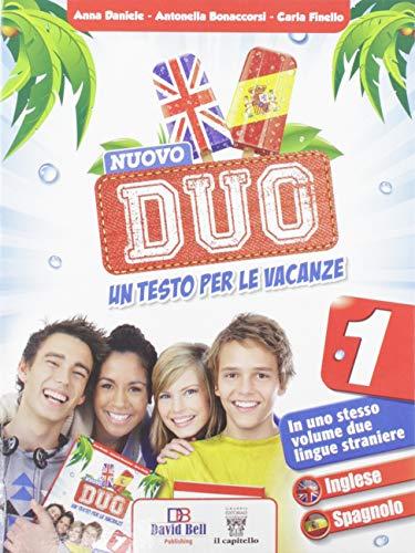 Nuovo Duo. Spagnolo. Per la Scuola media: 1