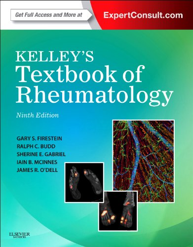 Kelley's Textbook of Rheumatology: Expert Consult Premium Edition - Enhanced Online Features and Pri