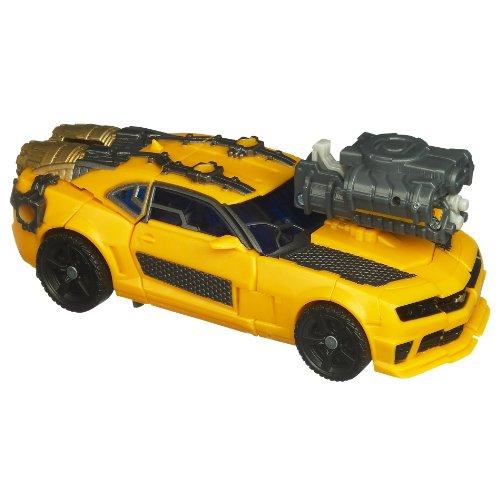 Transformers 3 29711 - Statuetta, Mechtech con accessorio Nitro Bumblebee