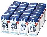 森永牛乳(常温保存可能) 200mlx24 中京工場製造