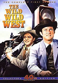 Wild Wild WESTCOMPLETE First Season