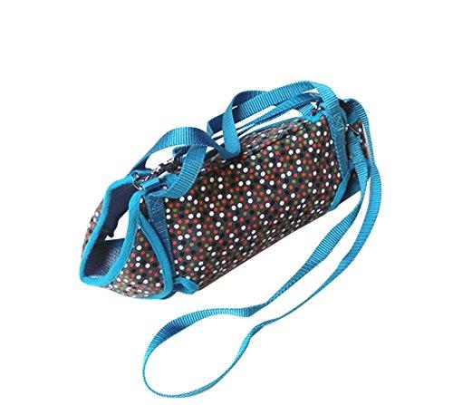 Pet Fashion transporteurs Tote Bag Messenger Bag corde de traction C