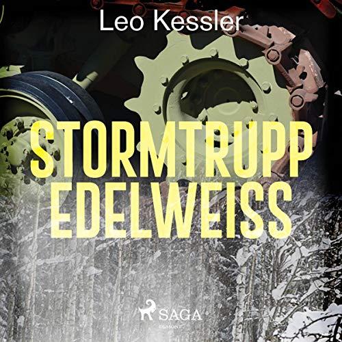 Stormtrupp Edelweiss cover art