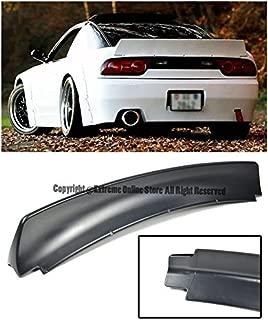 EOS Body Kit Rear Wing Spoiler - Nissan 240SX S13 Hatchback 89-94 1989 1990 1991 1992 1993 1994