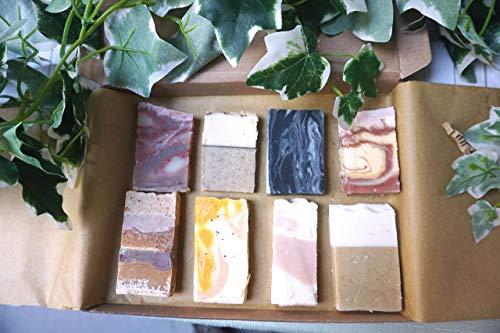 Soap Sampler Gift set - Plastic Free - Palm Free - Vegan - Body Soap -...
