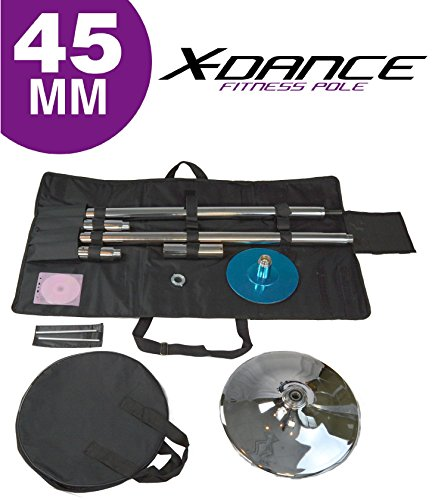 X-Dance 45mm Portable...