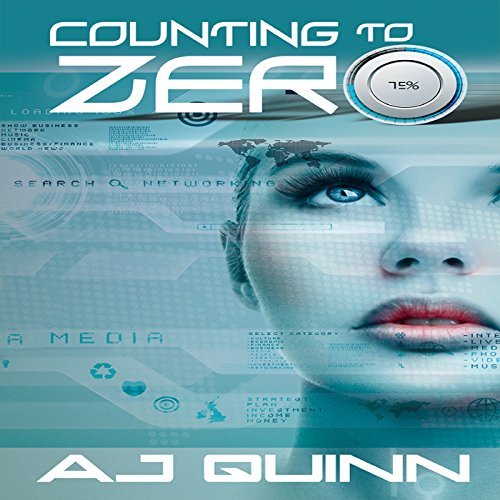 Counting to Zero audiobook cover art