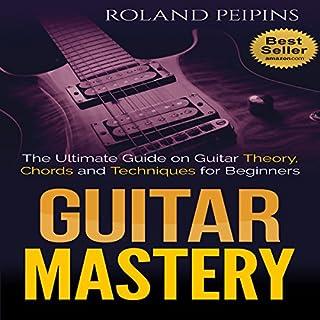 Guitar Mastery audiobook cover art