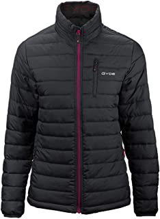gyde calor heated puffer jacket