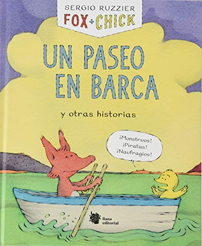 Fox + Chick. Un paseo en barca y otras historias: 3 (El manglar)