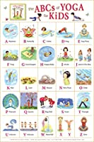 ABCS OF YOGA FOR KIDS POSTER
