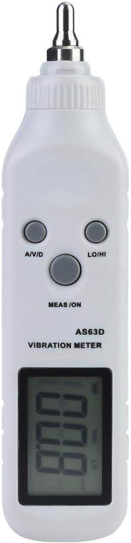Bolígrafo de bolsillo, medidor de vibración, medidor de vibración, analizador de calibre, medición de precisión, sensibilidad, acelerómetro AS63D