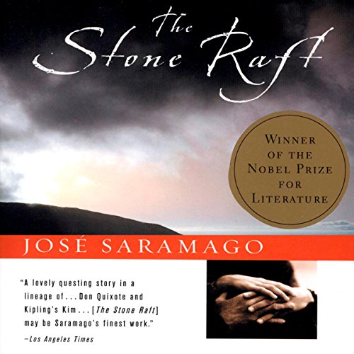 The Stone Raft audiobook cover art