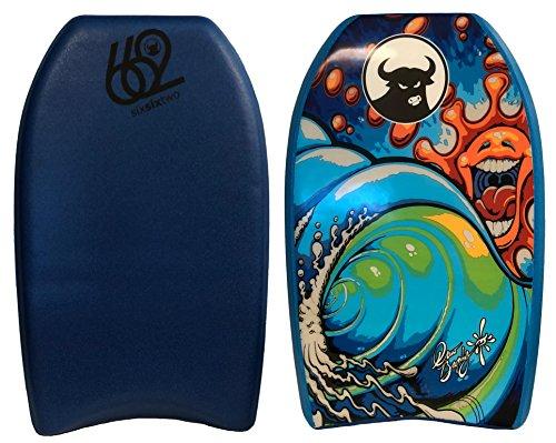 662 Brophy Graphic Kickboard, Dark Blue, 21