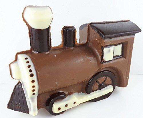 03#092621 Schokoladen Lokomotive ca. 150 gr. 15 cm lang, Lok, Eisenbahn, Lokomotive, Geschenk, Schokolade,