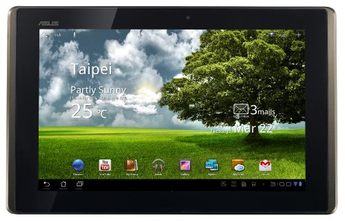 ASUS Eee Pad Transformer (TF101) 10.1-inch, 16GB, Android...