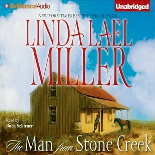 The Man from Stone Creek audiobook cover art