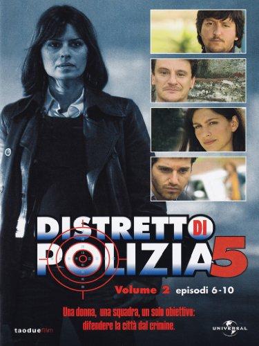 Distretto di poliziaStagione05Volume02Episodi06-10