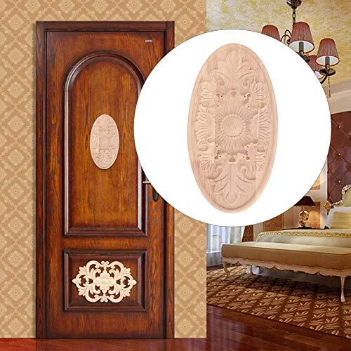 Möbeldekoration, langlebige Holzapplikation, Inneneinrichtung, für Möbel, Tür, Schrank, Fensterhaus
