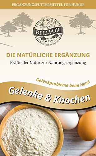 Bellfor Arthrose Nahrungsergänzungsmittel für Hunde Gelenke & Knochen - Kekse - 200g