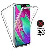 DN-Technology Galaxy A40 Case 360 Degree Protection Phone