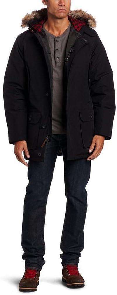 Woolrich Men's Arctic Down Parka 550 Fill Black