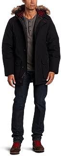 Men's Arctic Down Parka 550 Fill Black