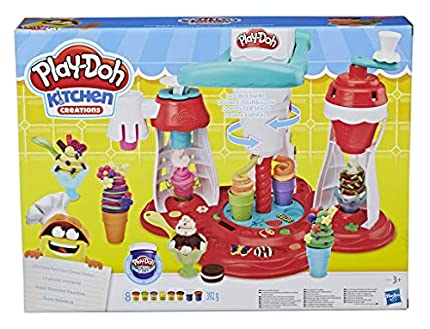 Play Doh Super Heladeria (Hasbro E1935EU6)