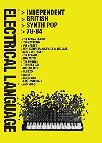 Electrical Language...(4cd Boxset+Book)