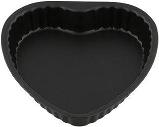 "BALLARINI La Patisserie Nonstick Scalloped Heart Cake Pan, 9.75"""