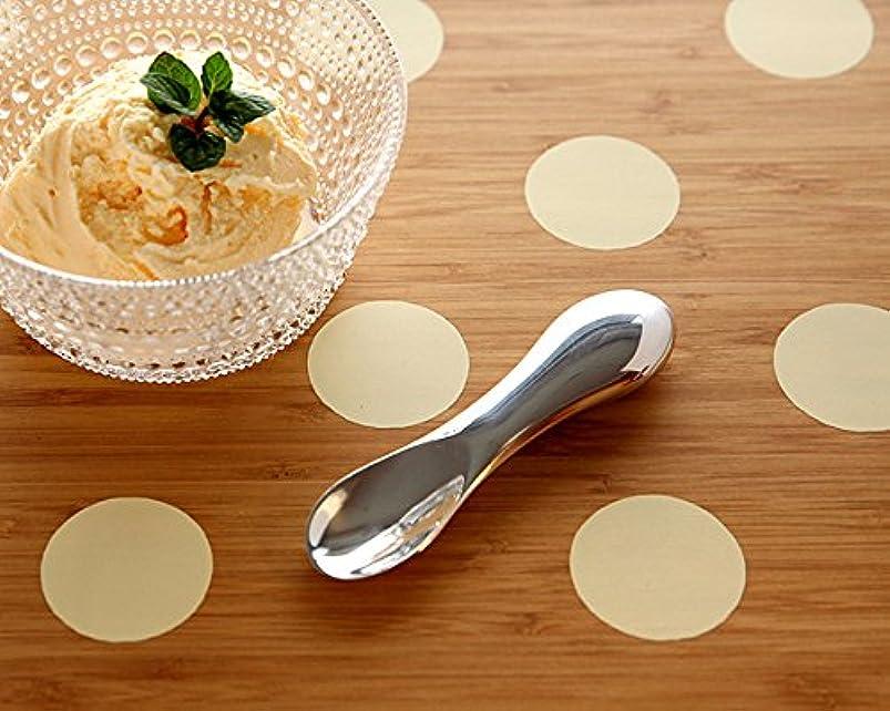 ブルゴーニュ壮大なかすれたLemnos 15.0% アイスクリームスプーン No.01 vanilla JT11G-11