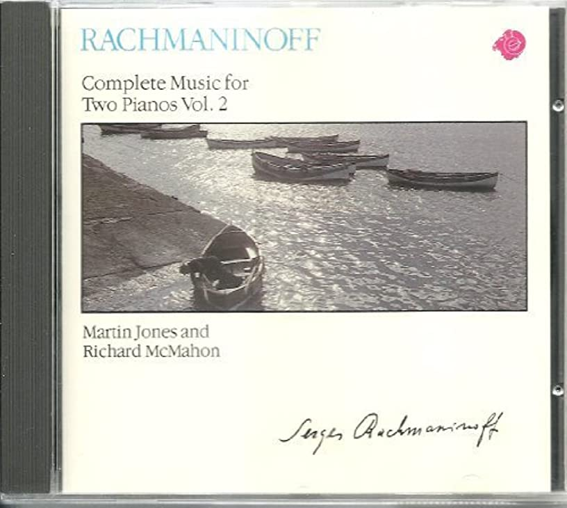 Rachmaninov -Music for Two Pianos V.2 - Suite No 1 op 5, Suite No 2 op 17, Symphonic Dances op 45, Italian Polka