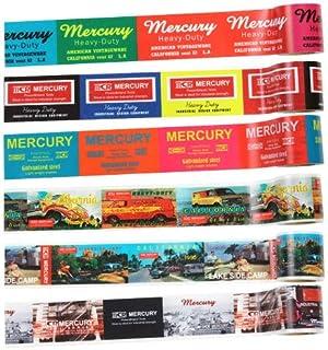 マーキュリー(MERCURY) YOJO-MCR プロテクションテープ カーシブ