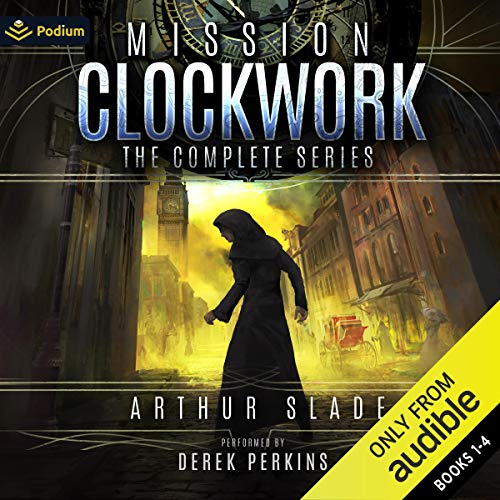 Mission Clockwork: The Complete Series cover art