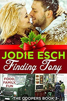 Finding Tony (The Coopers Book 3) by [Jodie Esch]