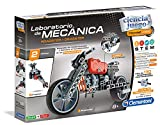 Clementoni-55157 - Mechanics - Roadster + Dragster - juego de construcciones mecánica a partir de 8 años