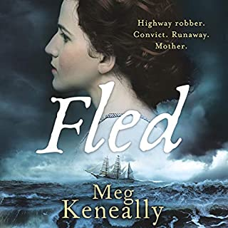 Fled audiobook cover art